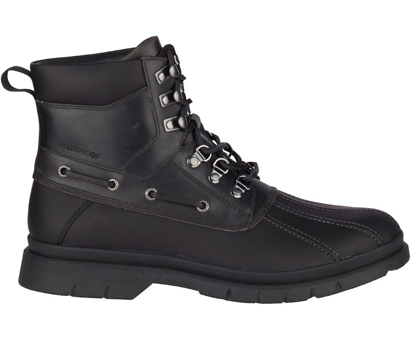 Watertown Duck Boot, Black/Grey, dynamic