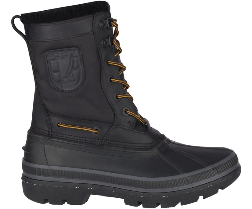 Ice Bay Tall Boot, Black, dynamic