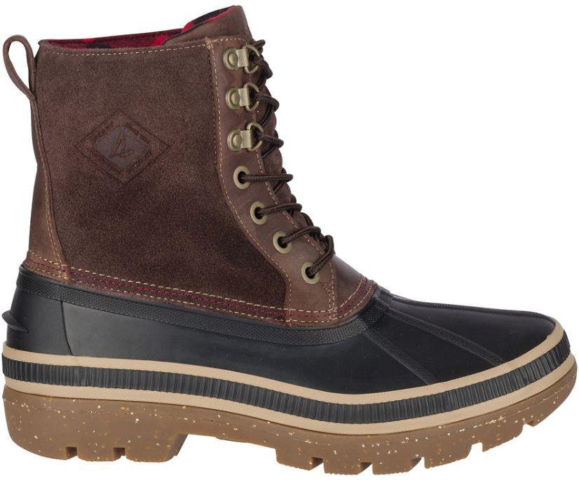 Ice Bay Boot, Black/Tan, dynamic