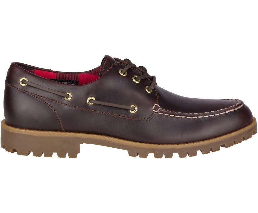 Authentic Original Lug Boat Shoe, Amaretto, dynamic