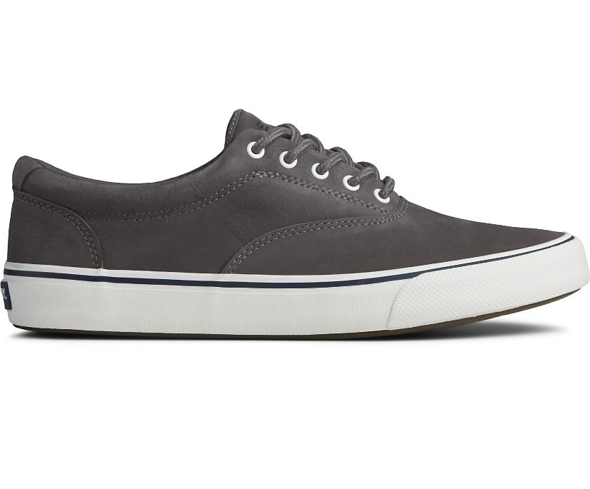 Striper II CVO Washable Sneaker, Grey, dynamic