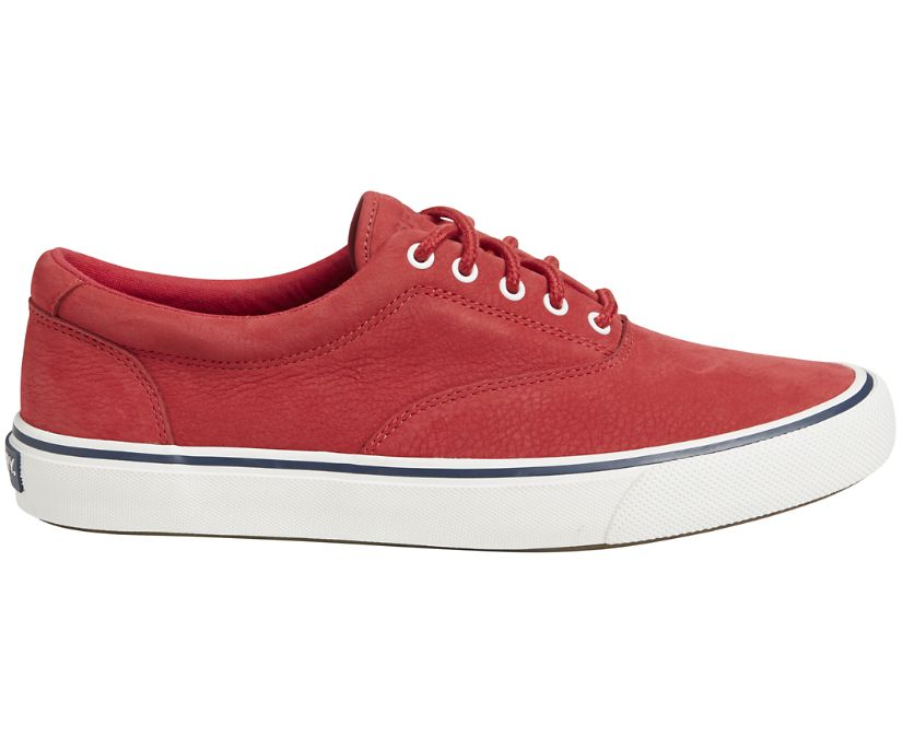 Striper II CVO Washable Sneaker, Red, dynamic
