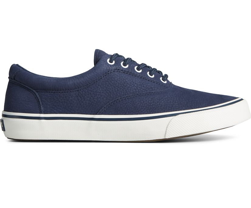 Striper II CVO Washable Sneaker, Navy, dynamic