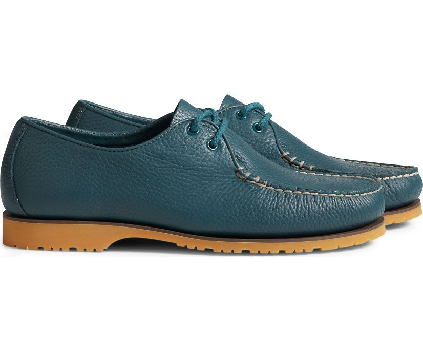 Cloud Captain's Oxford, Dark Green, dynamic