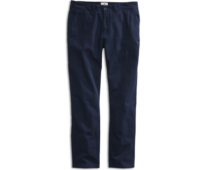 Slim Chino Pant, Navy, dynamic