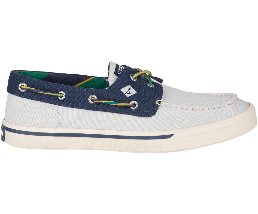 Bahama II Varsity Sneaker, Grey/Navy, dynamic