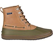 Huntington Duck Boot, Tan/Olive, dynamic