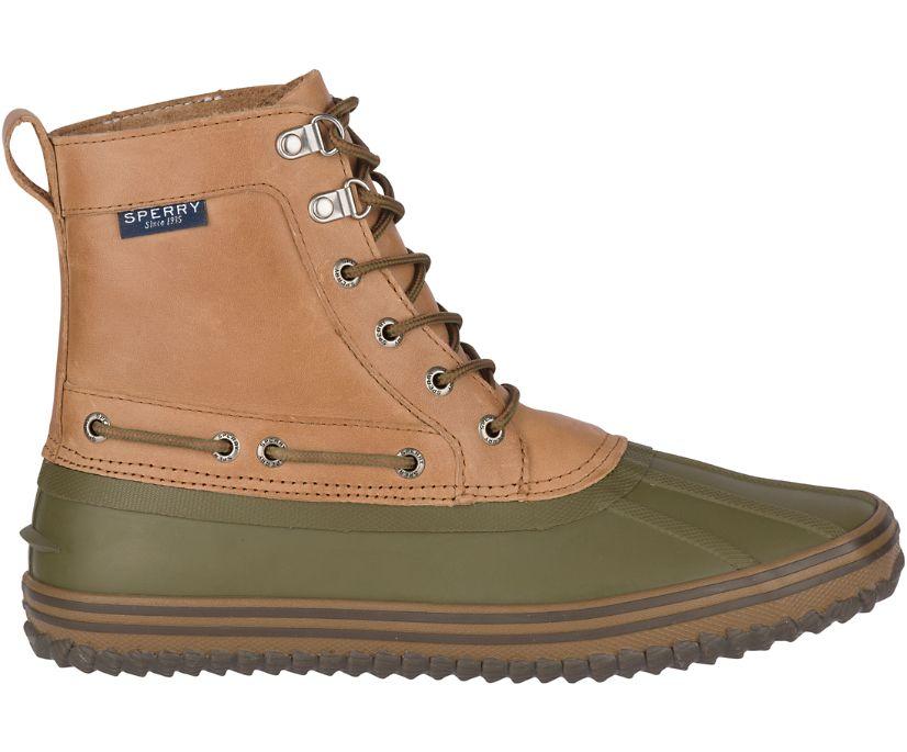 Huntington Duck Boot, Tan/Olive, dynamic
