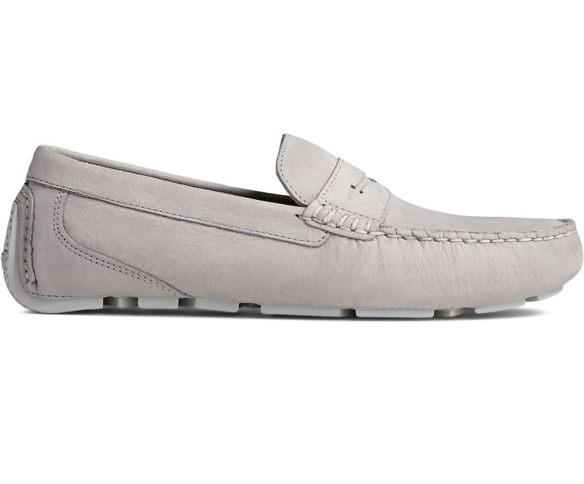 Gold Cup Harpswell Penny Loafer, Grey, dynamic