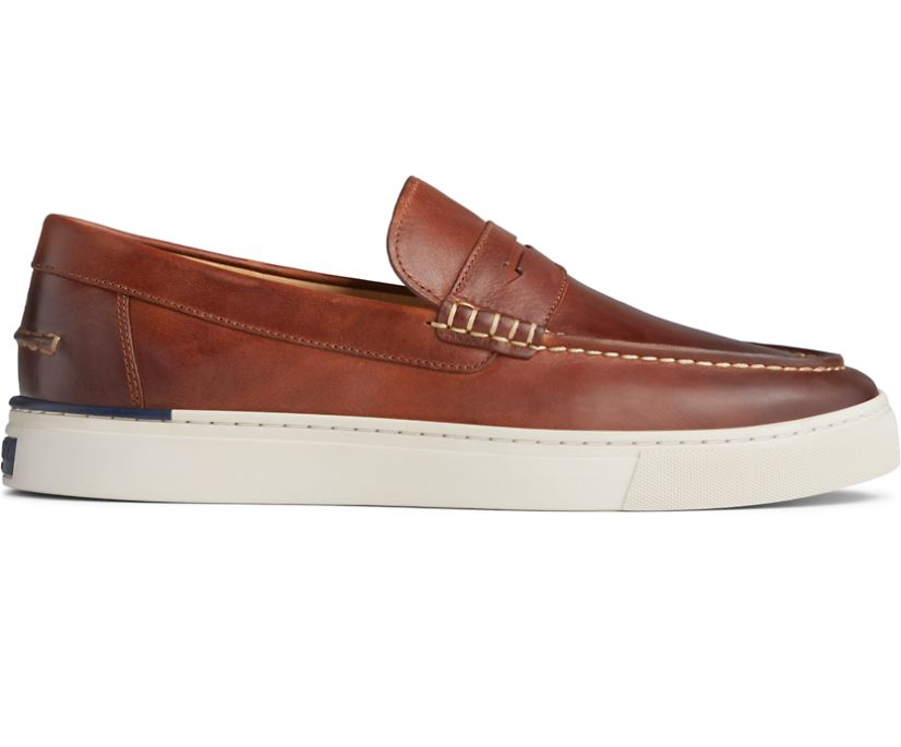 Gold Cup Victura Penny Loafer, Curry, dynamic