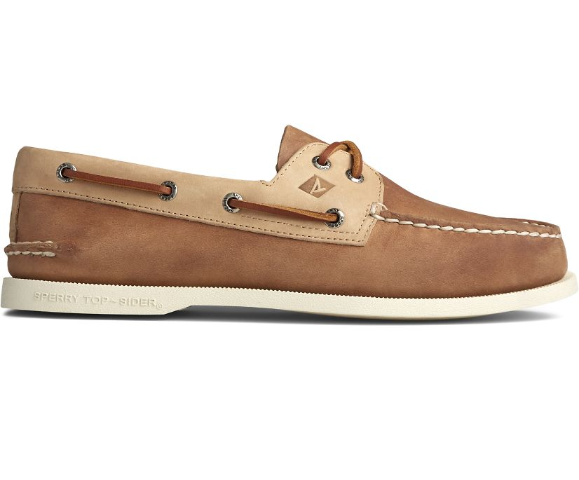 Authentic Original Boat Shoe, Sahara/Oatmeal, dynamic