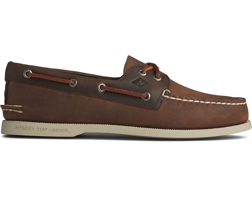 Authentic Original Boat Shoe, Sonora/Riverboat, dynamic