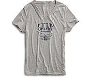 Mermaid Tail Graphic T-Shirt, Grey, dynamic