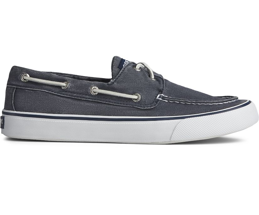 Bahama II Sneaker, Salt Washed Navy, dynamic