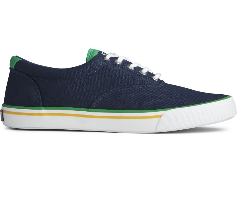 Striper II CVO Nautical Sneaker, Navy, dynamic