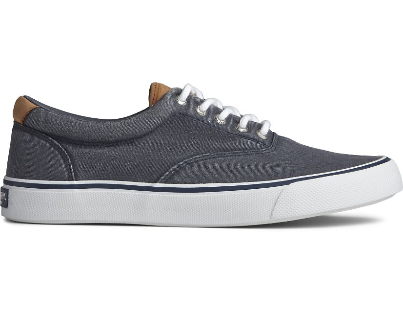 Striper II CVO Sneaker, Salt Washed Navy, dynamic
