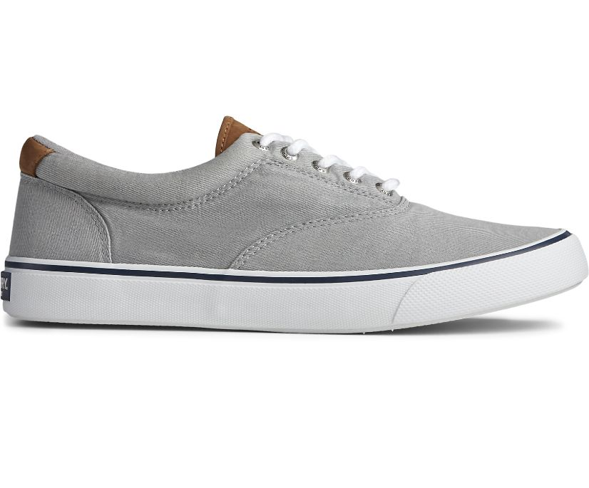 Striper II CVO Sneaker, Salt Washed Grey, dynamic