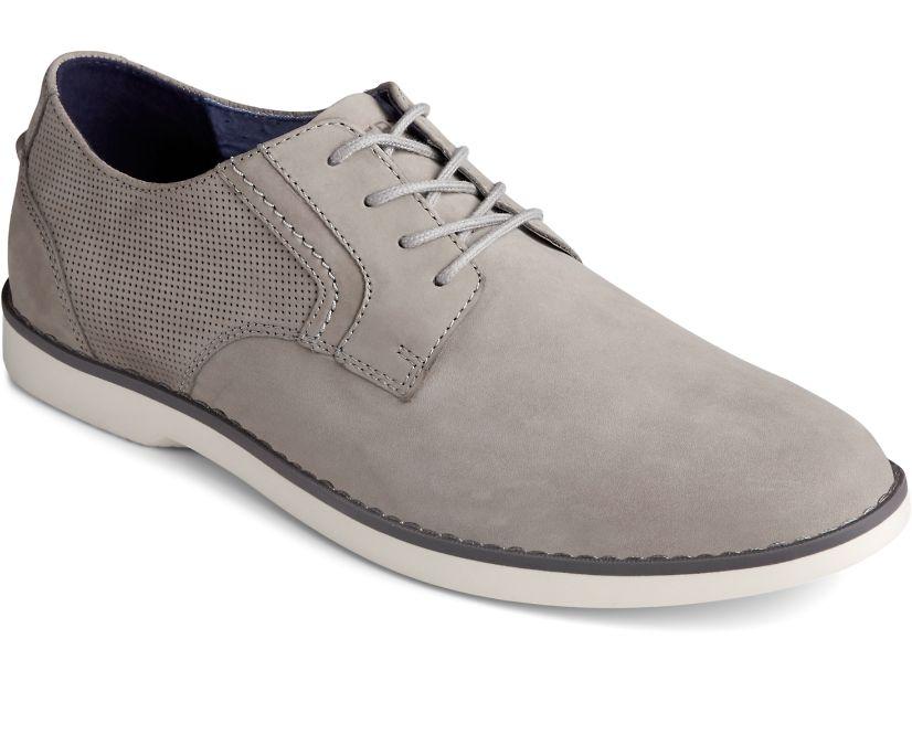 Newman Oxford Nubuck, Grey, dynamic