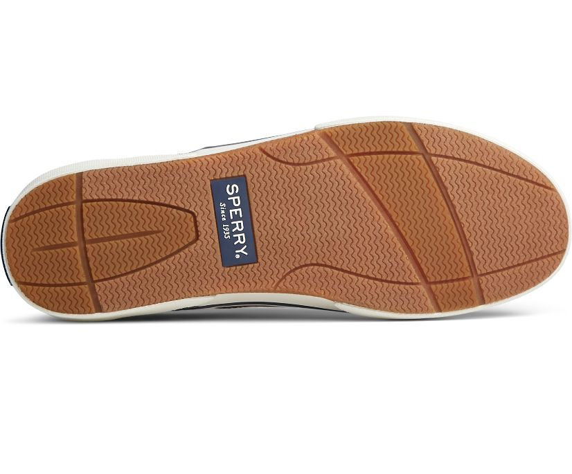 Halyard CVO Canvas Sneaker, Kick Back Plaid, dynamic