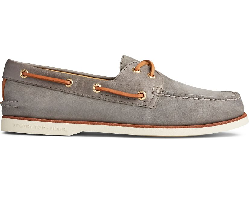 Gold Cup Authentic Original Seaside Boat Shoe, Stern, dynamic