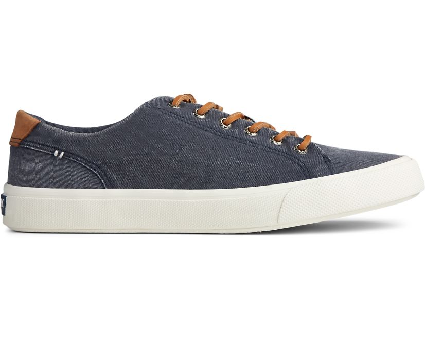 Striper II LTT Sneaker, Salt Washed Navy, dynamic