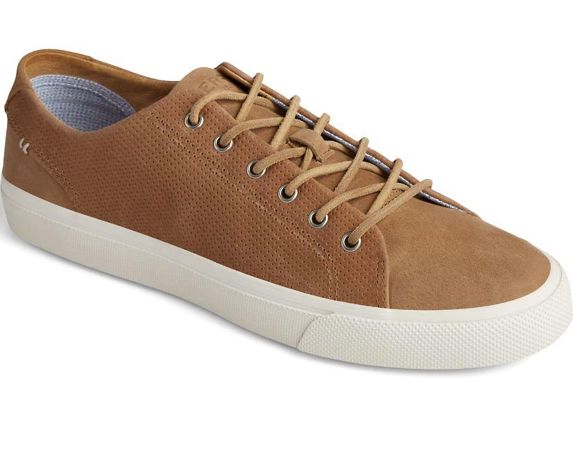Striper PLUSHWAVE Sneaker, Tan, dynamic