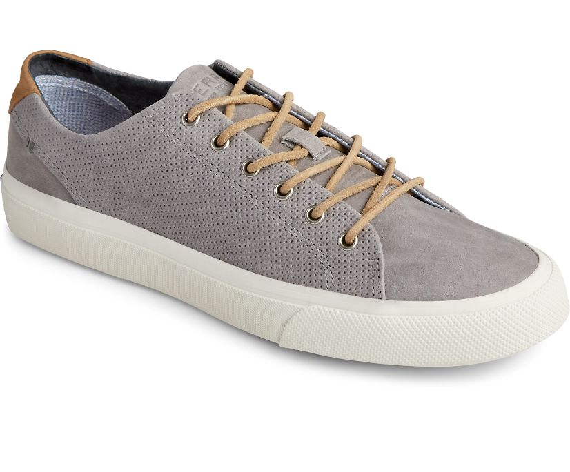 Striper PLUSHWAVE Sneaker, Grey, dynamic