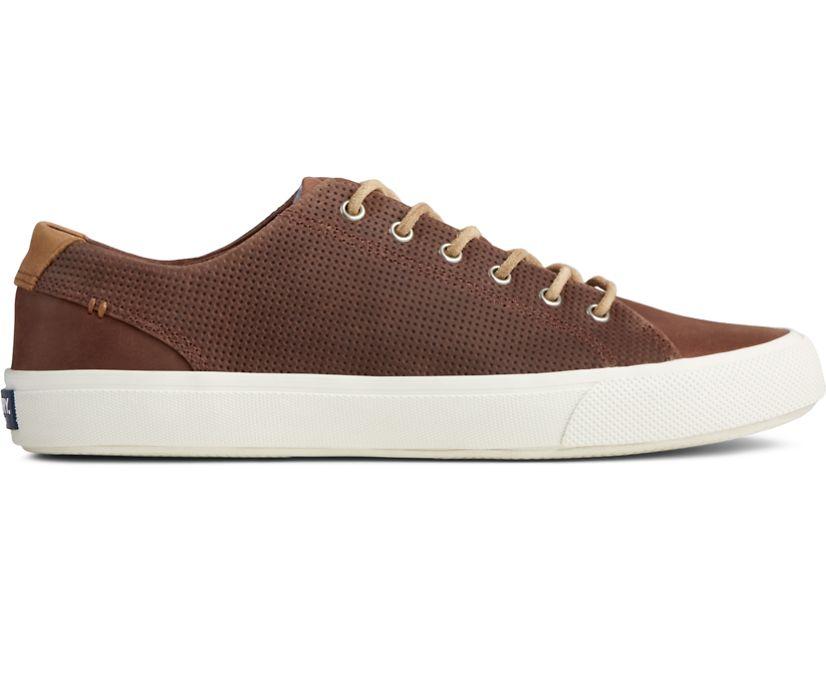 Striper PLUSHWAVE Sneaker, Brown, dynamic