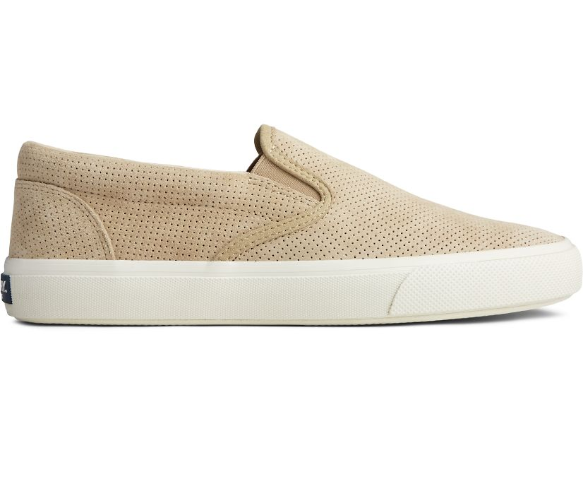Striper PLUSHWAVE Slip On Sneaker, Cornstalk, dynamic