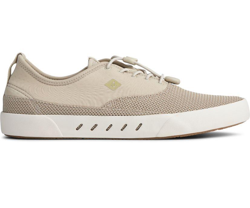 Maritime Bungee Sneaker, Khaki, dynamic