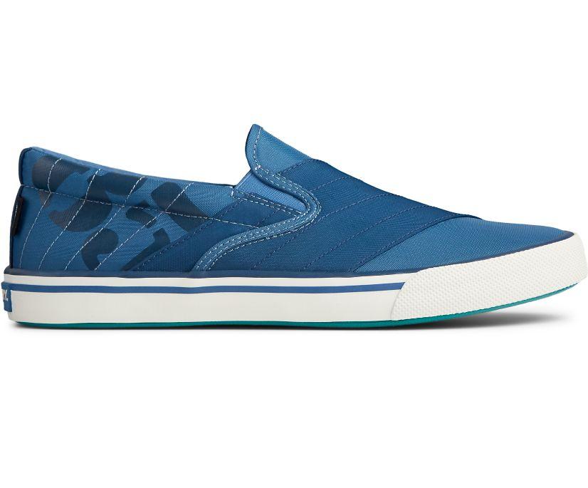 Striper II BIONIC® Slip On Sneaker, Blue, dynamic