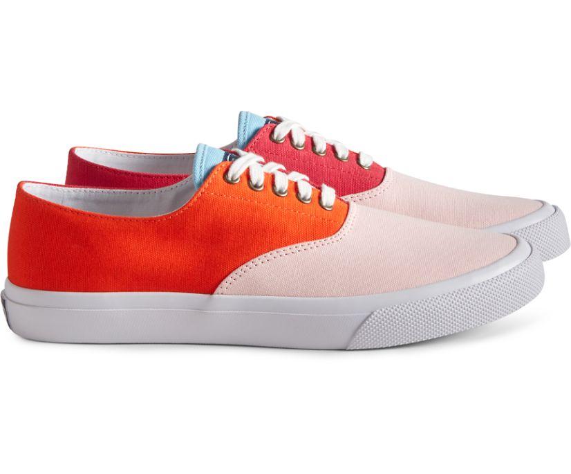 Unisex Cloud CVO Deck Sneaker, Pink Color Block, dynamic