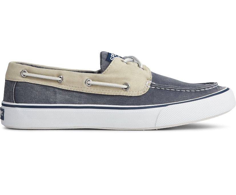 Bahama II Sneaker, Salt Washed Navy/Khaki, dynamic