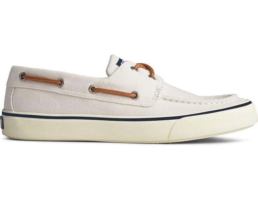 Bahama II Distressed Sneaker, Off White, dynamic