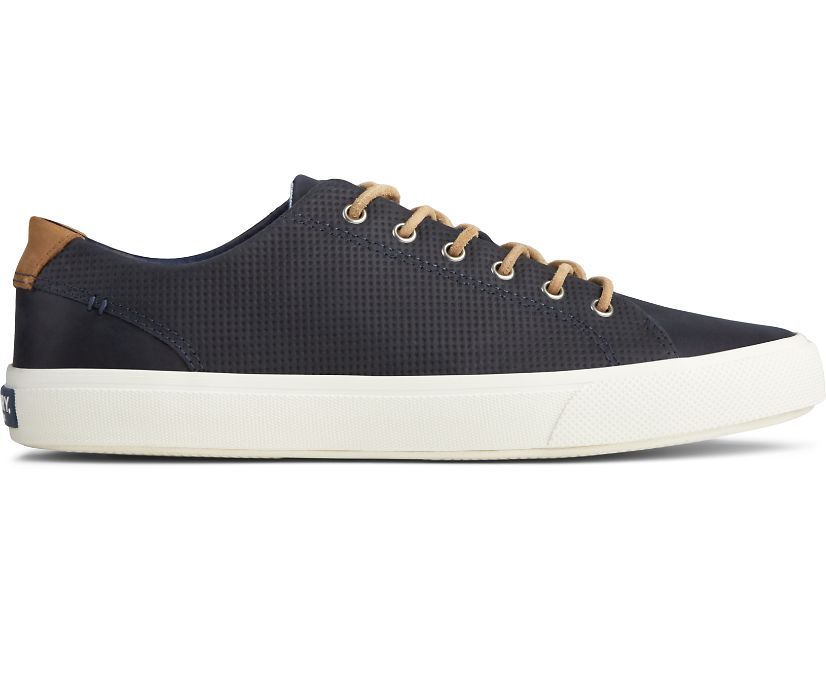 Striper PLUSHWAVE Sneaker, Navy, dynamic