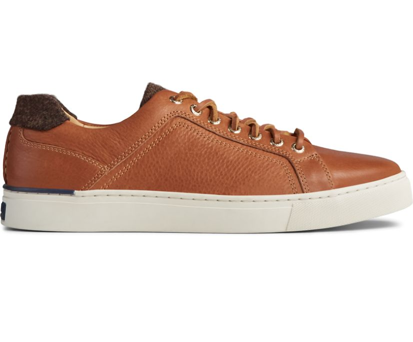 Gold Cup Victura Lace To Toe Sneaker, Tan, dynamic