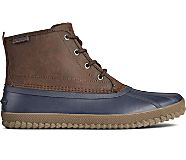 Breakwater Duck Boot, Brown/Navy, dynamic
