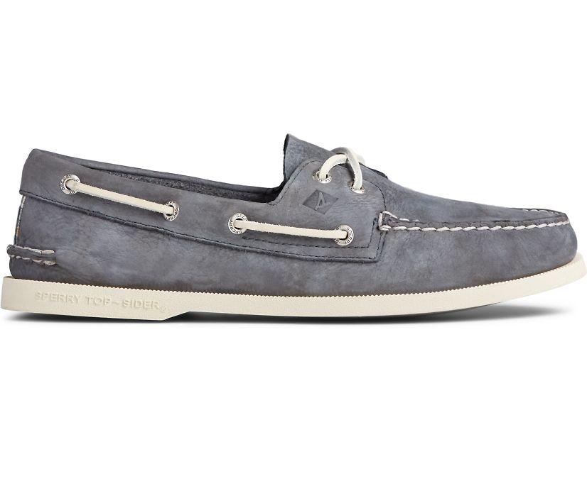 Authentic Original Surf Boat Shoe, Grey, dynamic