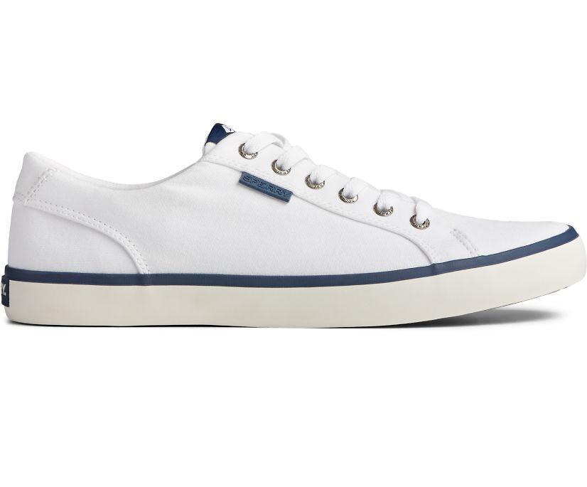 Mainsail LTT Canvas Sneaker, White, dynamic