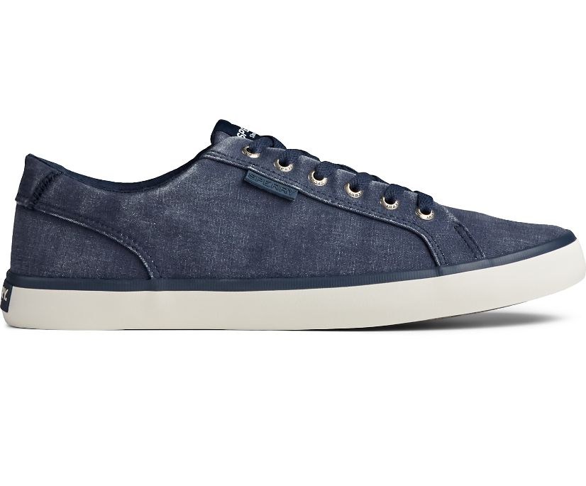 Mainsail LTT Canvas Sneaker, Navy, dynamic