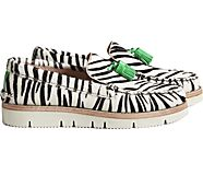Cloud Authentic Original Tassel Loafer, White Tiger, dynamic