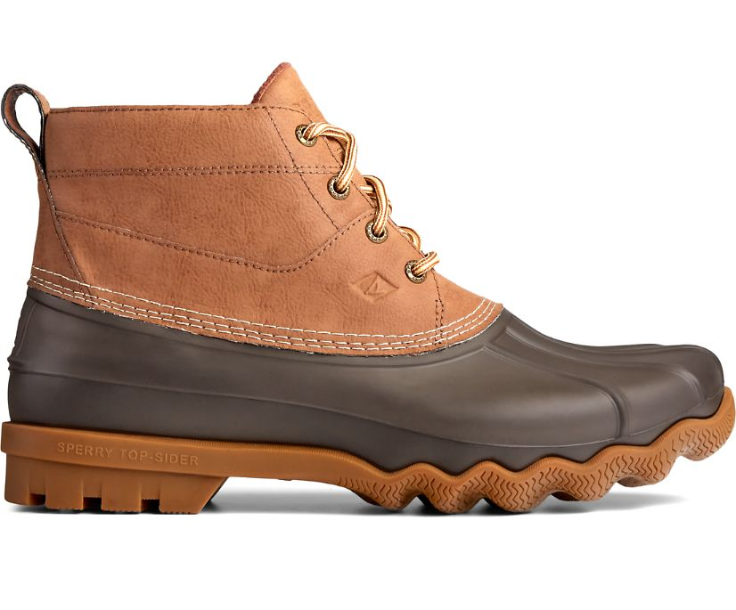 Brewster Low Duck Boot, Tan/Brown, dynamic