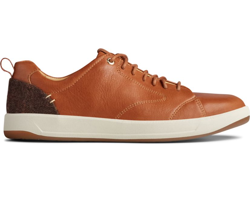 Gold Cup Richfield PLUSHWAVE Sneaker, Tan, dynamic