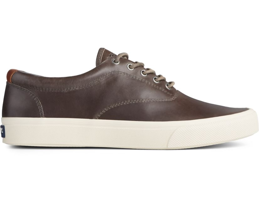 Striper PLUSHWAVE CVO Leather Sneaker, Grey, dynamic
