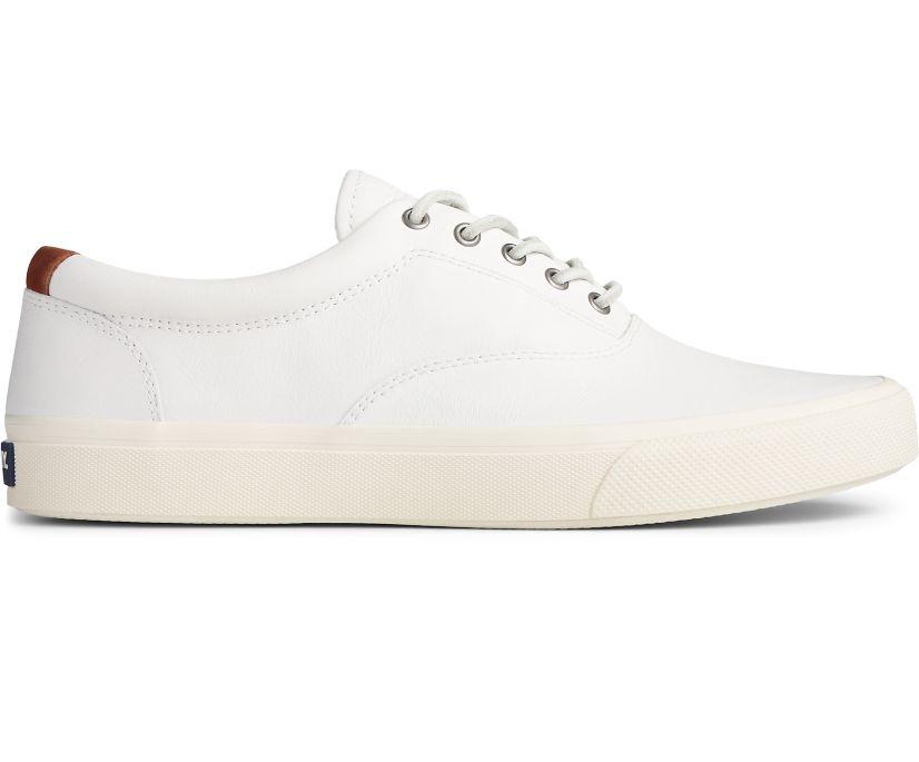 Striper PLUSHWAVE CVO Leather Sneaker, White, dynamic