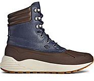 Freeroam Hiker Boot, Dark Brown/Navy, dynamic