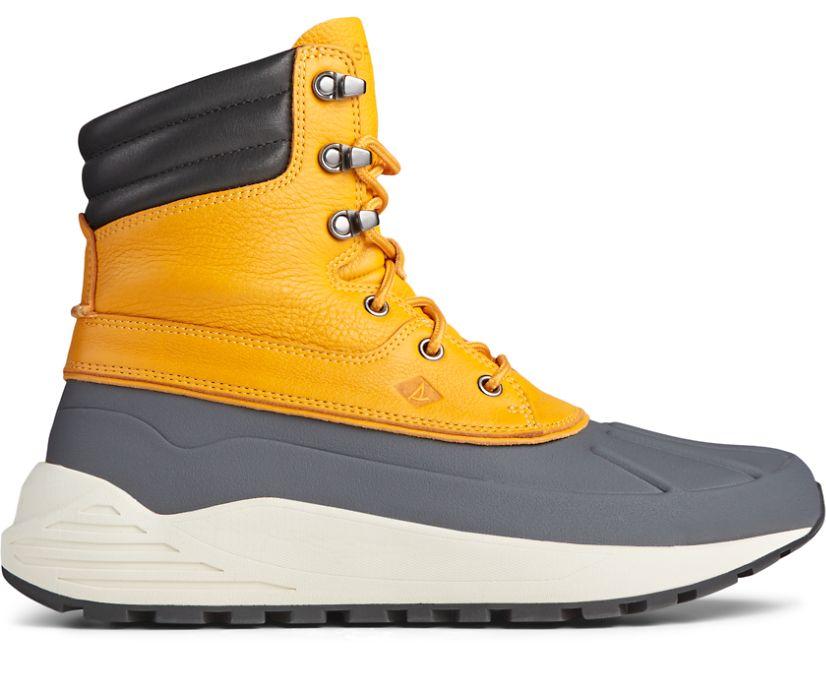 Freeroam Hiker Boot, Yellow/Grey, dynamic