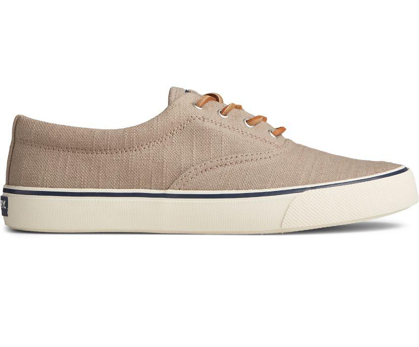 Striper II CVO Baja Linen Sneaker, Taupe, dynamic