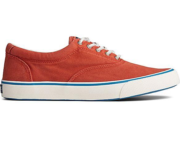 Striper II CVO Sunbleached Sneaker, Blood Orange, dynamic