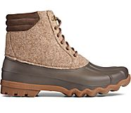 Avenue Wool Duck Boot, Tan/Brown, dynamic